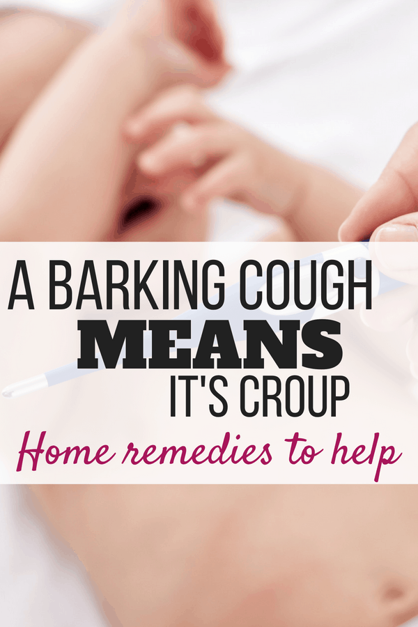 Does your baby or toddler have a cough that sounds like a barking seal? Did it start up in the middle of the night? It's probably croup. Learn what you can do at home to make your little one feel better. #croup #croupremediesforbabies #croupremediesfortoddlers #croupremediesforkids #mommycribnotes